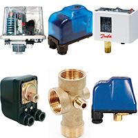 Контрольно измерительные приборы и автоматика Контрольно измерительные приборы и автоматика Реле давления и пятерник